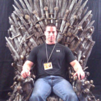 If the Iron Throne fits...